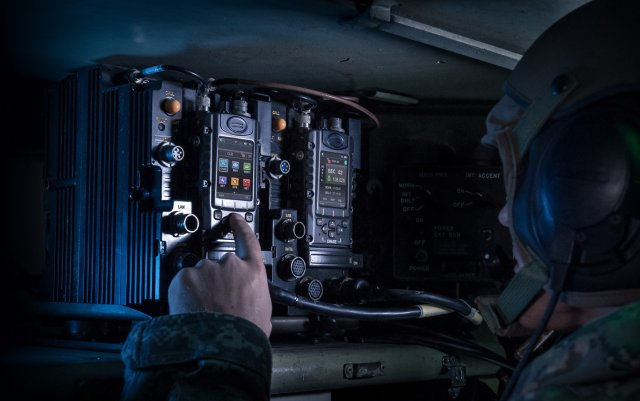 Elbit Systems Ltd awarded 20 million contract for the supply of tactical mobile radios 640 001