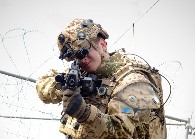 Rheinmetall to equip German Army with new laser duel simulators 640 001
