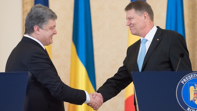 Romania Ukraine and Bulgaria consider setting up a joint brigade