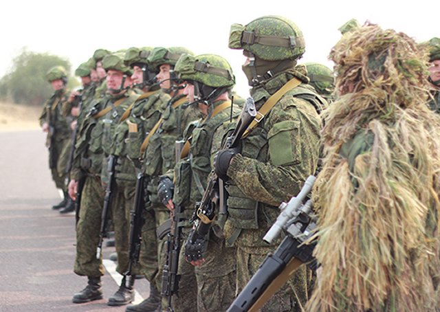 Russia and India agreed to hold joint military exercises Indra 2016 640 001