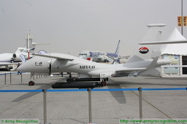 Russian Ministry of Defense has started trials of United 40 UAV developed in United Arab Emirates 640 001