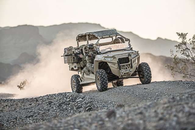 Canadian Military Contracts Polaris Defense to Provide MRZRs for Light Infantry Battalions 640 001