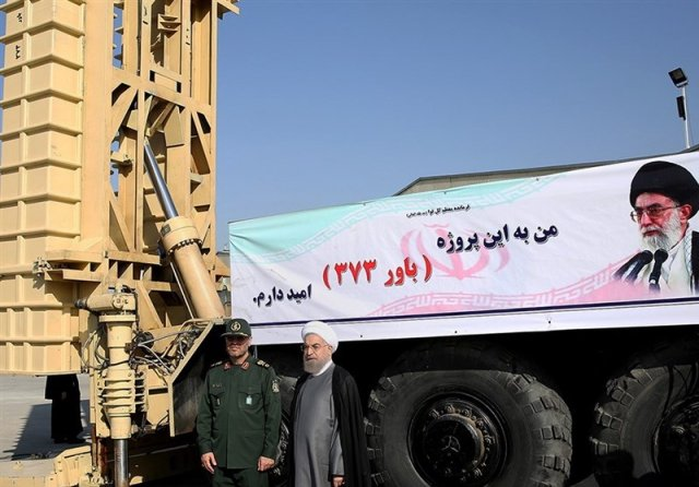 Iran unveils its homegrown Air Defense Missile System The Bavar-373 640 001