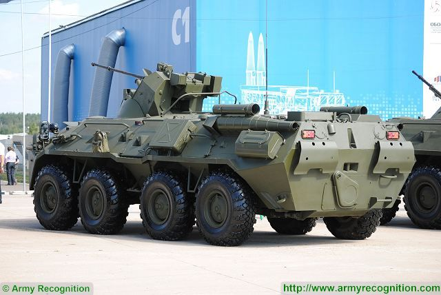 "Russia`s Ministry of Defense (MoD) will get 323 BTR-82AM armoured personnel carriers (APC) in 2016-2018, according to a source in the indigenous defense industry. ""In April 2016, the 81st Armour Repairing Plant (Russian acronym: BTRZ, Bronetankovyi Remontnyi Zavod, a subsidiary of the Uralvagonzavod research-production corporation) and the Russian MoD signed the contract for 323 BTR-82AM APCs to be delivered in 2016-2018."