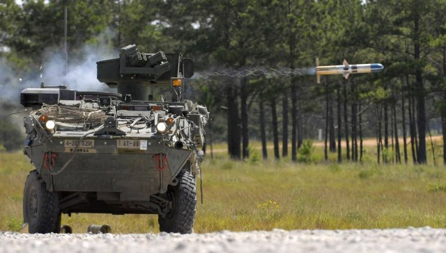 Raytheon won a 30mn contract to provide US Marine Corps with anti-tank variant turrets 640 001