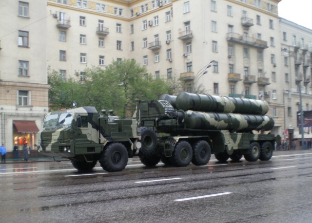 Russia develops long-range interceptor missile S-500 Air Defense system 640 001
