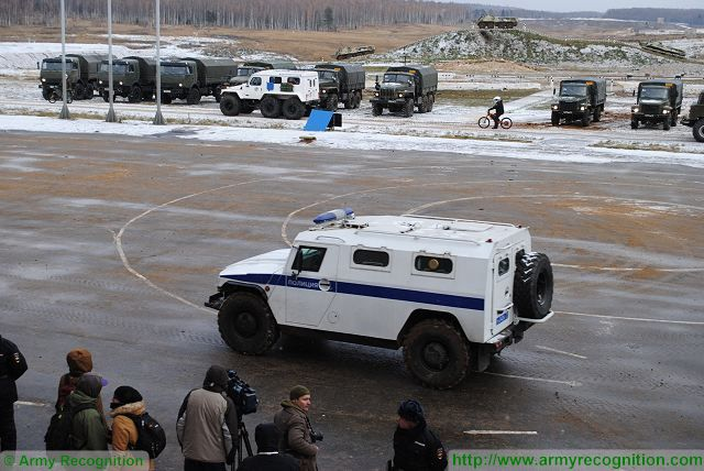 Russia's Military Industrial Company (VPK) has delivered to Slovakia a batch of Tigr armored vehicles, Director General Alexander Krasovitsky said in an interview with TASS. The Tigr is a 4x4 armored vehicles designed and manufactured by the Arzamas Machine-Building Enterprise (part of VPK) in Russia's Nizhny Novgorod region since 2005.