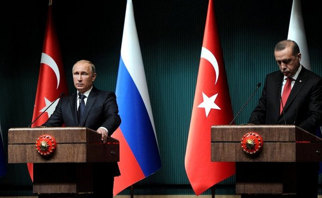 Turkey aims to cooperate with Russia in defense industry 640 001