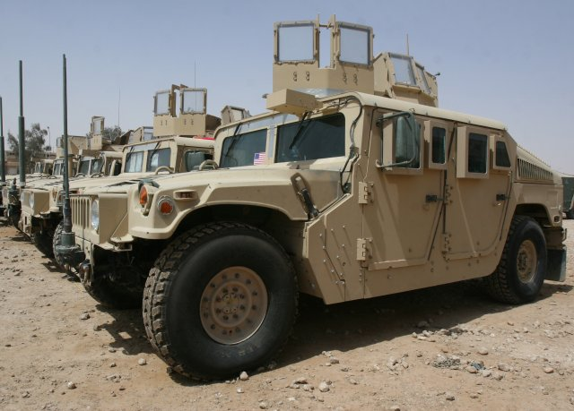 USA Delivers 50 Million in Humvees Weapons and Ammunition to the Lebanese Army 640 001