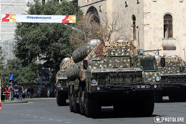 Armenia has joined Russian-Belarusian CIS air defense systems 640 001