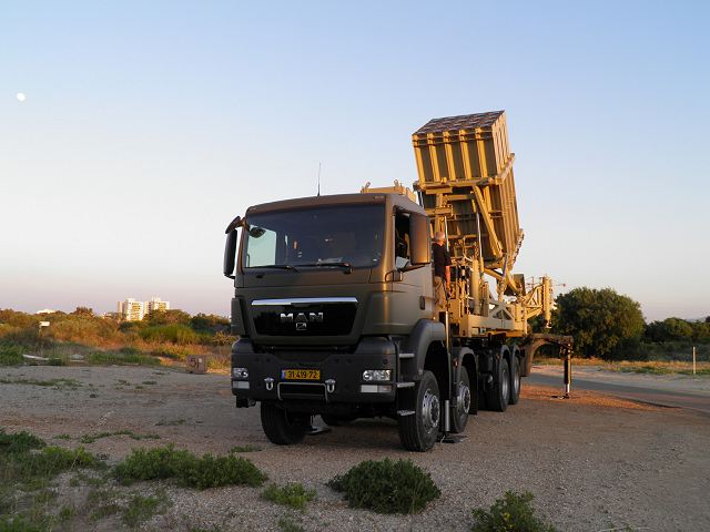 Azerbaijan has signed a contract with Israel to purchase Iron Dome air defense system 640 001