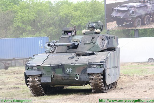 BAE Systems has received a contract from the Netherlands for the testing and verification of Active Protection Systems (APS) Iron Fist developed by the Israeli Company IMI (Israeli Military Industries) Systems to put on its CV90 Infantry Fighting Vehicles (IFVs).