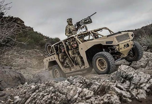 Canada selects Polaris Defense DAGOR for its Ultra light Combat Vehicle contract 640 001