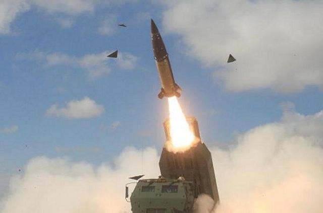 Lockheed Martin successfully tested TACMS Tactical Missile System launched from HIMARS 640 001