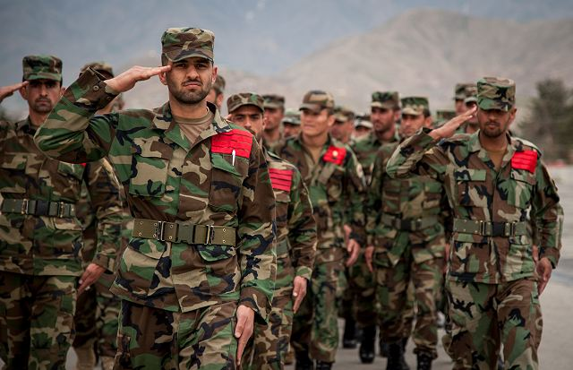 NATO has approved about 390 million us dollars in trust fund to support Afghan armed forces 640 001