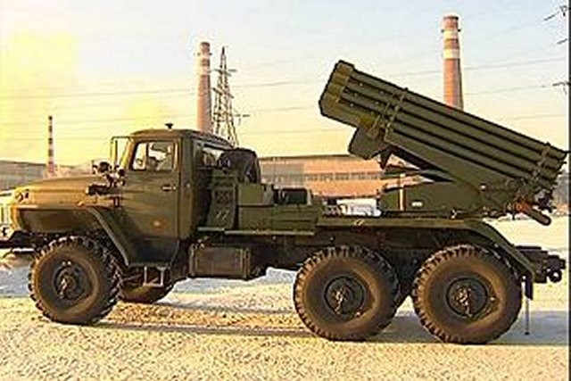 Over 60 Tornado-G MLRS 20 Msta-SM howitzers delivered to Russia in 2016  001