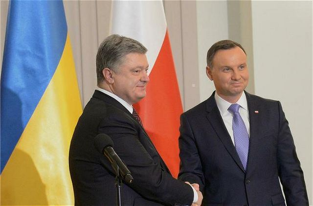 Poland and Ukraine signed an agreement on mutual cooperation in the area of defense 640 001