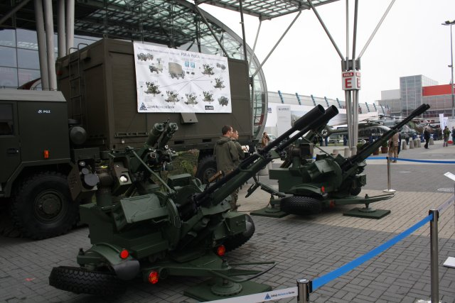 Poland to acquire six Pilica Very Short-Range Air Defence System 640 002