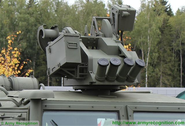 The Russian armed forces received a batch of multipurpose Tiger-M armored vehicles with remote-controlled combat Arbalet-DM module, Director General of Weaponry Workshops Company which produced the module Dmitry Galkin told TASS.