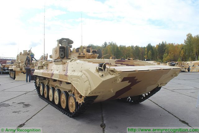 Uralvagonzavod from Russia to deliver PRP-4A artillery reconnaissance vehicles to Russian army 640 001