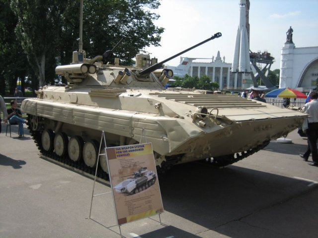 Algeria received about 120 Berezhok combat modules in 2015 640 001