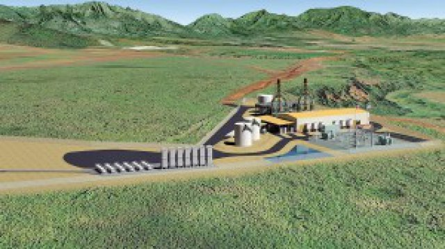 Hawaiian Electric Company to construct power plant for US Army 640 001