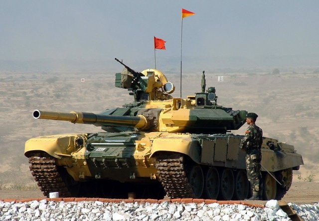 India produced 290 under licensed T 90S main battle tanks by late 2015 640 001