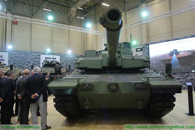 Altay, Turkey's first domestic main battle tank in the making, has received much interest from the country's allies including Pakistan and Gulf countries, said the Turkish Undersecretariat for Defense Industries (SSM) head Ismail Demir said January 7, 2016, during a presentation at Turkish parliament.
