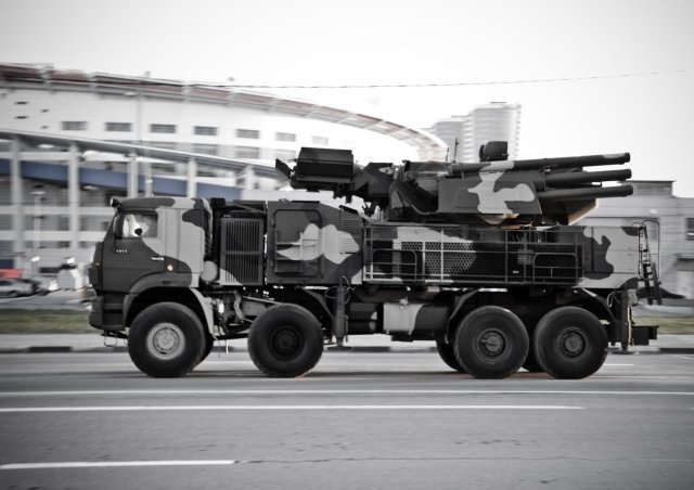Russian company Rosoboronexport has finished the supplies of 24 Pantsir-S1 (NATO reporting name: SA-22 Greyhound) self-propelled anti-air gun-missile (SPAAGM) systems to Iraq, according to a Russian defense industry source.