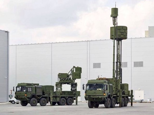 Turkish company ASELSAN hands over Koral warfare system to Turkish Air Force 640 001