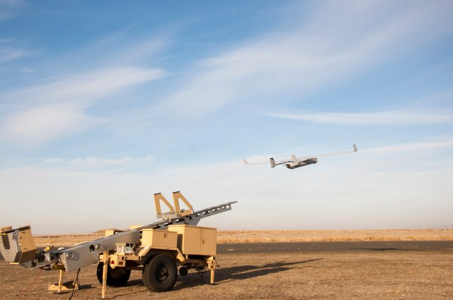 United States Marines Corps to procure one hundred UAV Blackjack systems by 2017 640 001