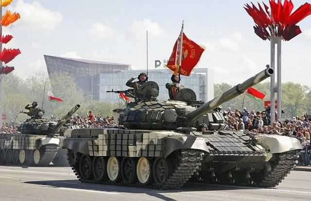 Belarus will use modernized version of T-72B main battle tank at Tank Biathlon 2016 in Russia 640 001