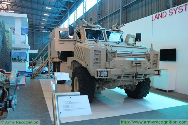 Denel will deliver 24 RG31 Agrab 120mm mortar carrier vehicle to United Arab Emirates 640 001
