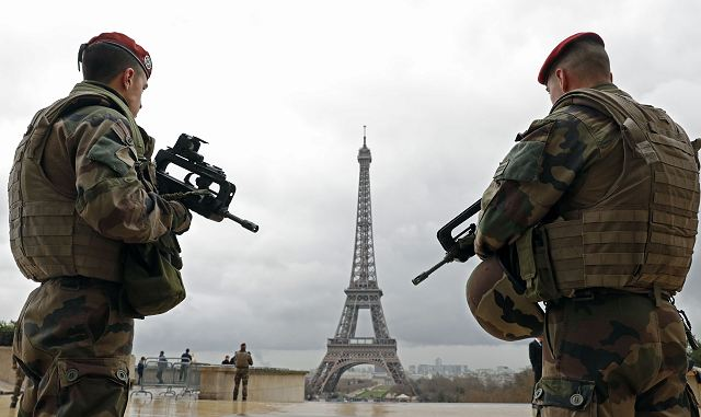 France will create a new National Guard to response to the new threats of terrorist attacks 640 001
