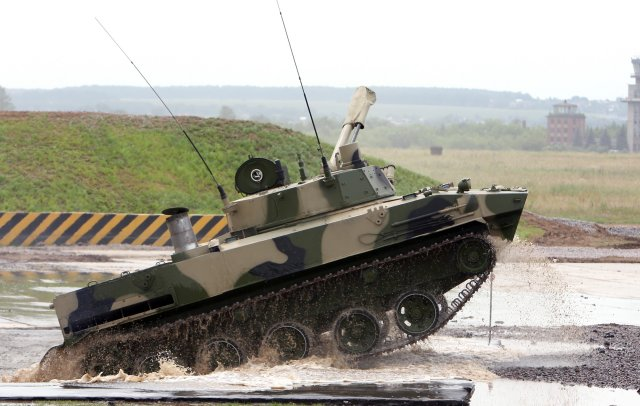 Kurganmashzavod delivered 33 BMD-4M airborne fighting vehicles to Russia in the first half of 2016 640 001