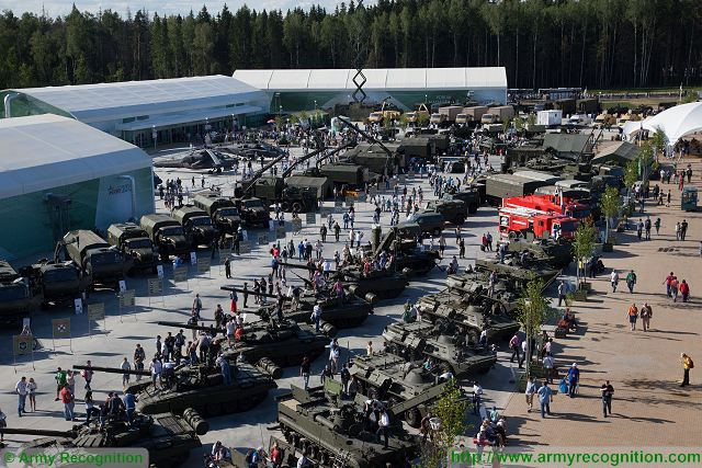 Russia has exported military equipment worth 4-6 billion dollars this year 640 001