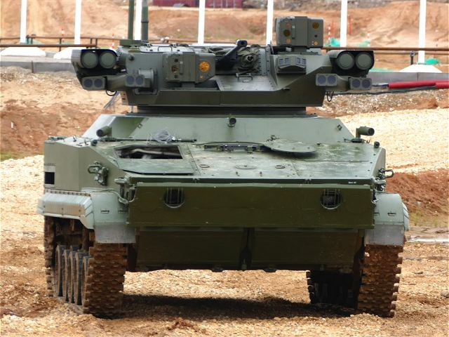 Russia to integrate unmanned ground vehicles UGV with motor rifle battalions 640 001
