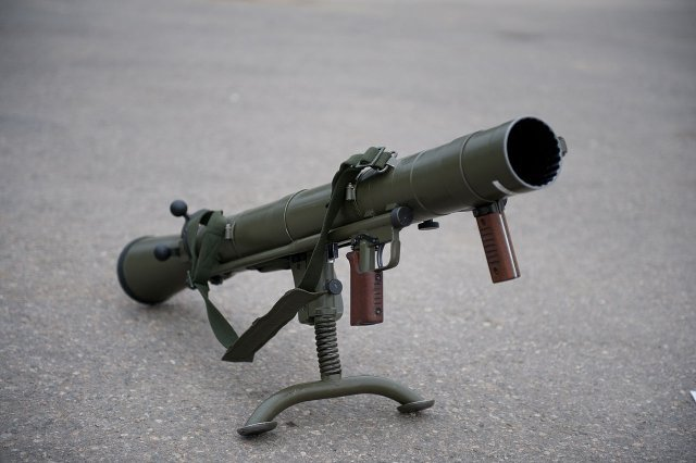 Saab receives US order for Carl Gustaf ammunition 640 001