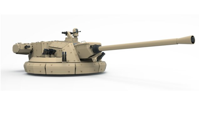 Slovenian company Valhalla develops new Remote Control Weapon Station for Russian T72 tanks 640 001