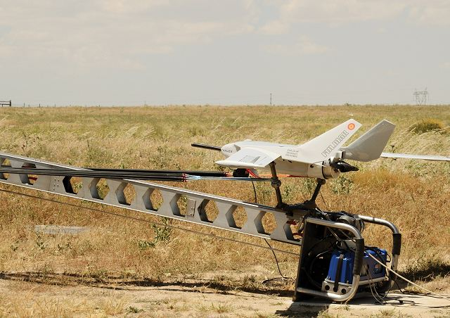 Thales launches Fulmar X UAV to meet the needs of military and civilian customers 640 001