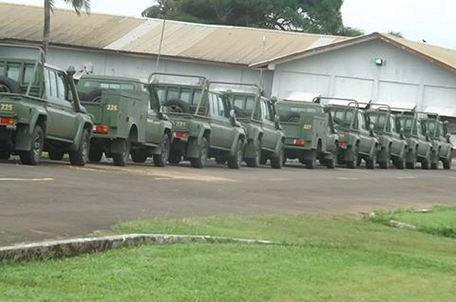 US to make donation of military equipment to Liberia to boost peacekeeping mission capacity 640 001