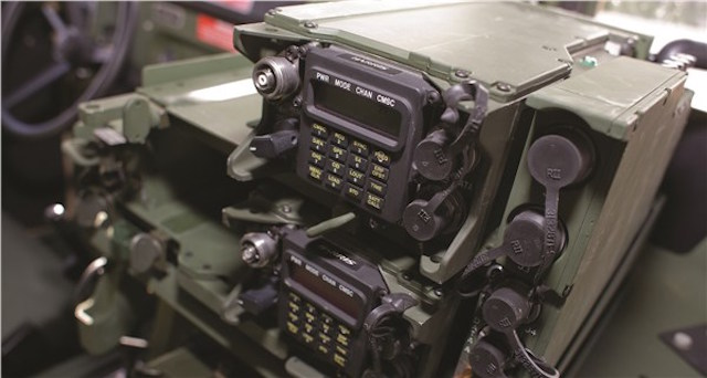 Harris Corporation to supply tactical radios to a Middle East customer