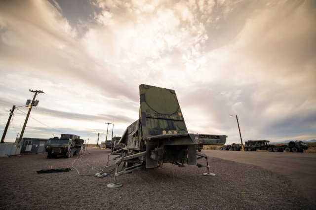 Raytheon awarded a 523 million contract to upgrade the Kuwaits Patriot Missile Defense System 640 001