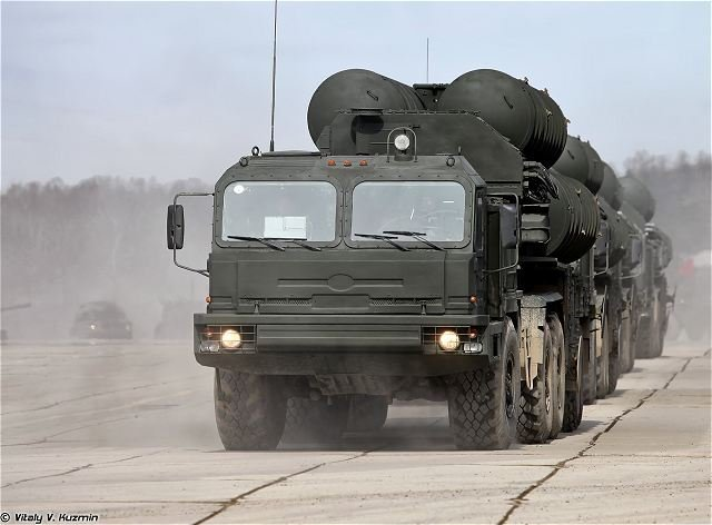 Russias Aerospace Force to receive six regiment sets of S400 systems in 2016 640 001