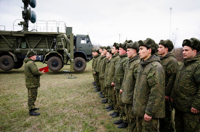 New infantry division to be formed in Russia south by the end of the year 640 001