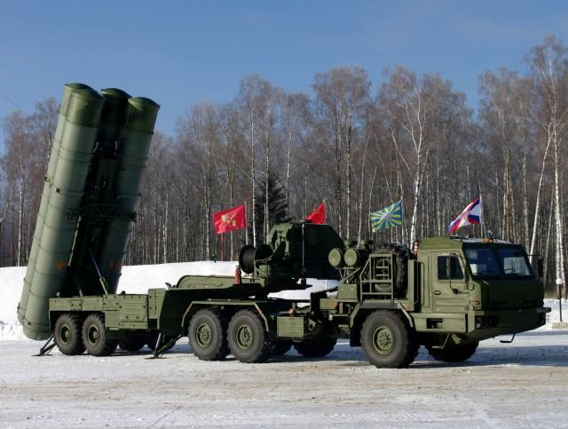 Russia wants to export its S 400 surface to air missile system to India 640 001