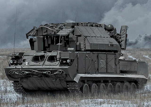 Russian Eastern MD to carry out first firing tests with Tor M2U air defence systems 640 001