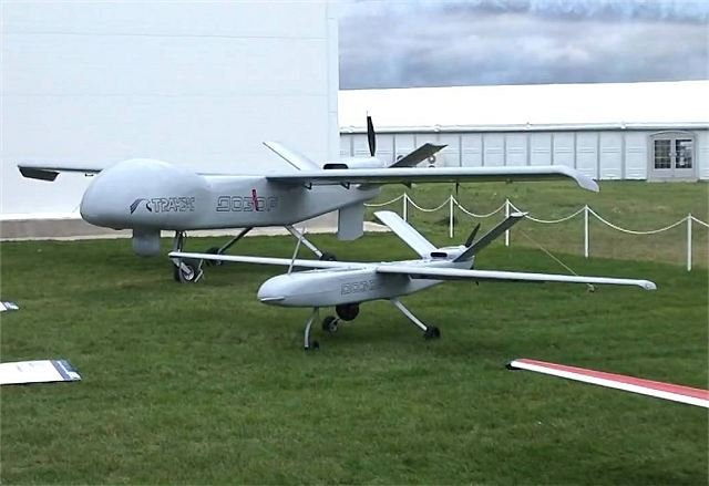 Russian Progress Aircraft Manufacturing Enterprise to start manufacturing unmanned aerial vehicles 640 001