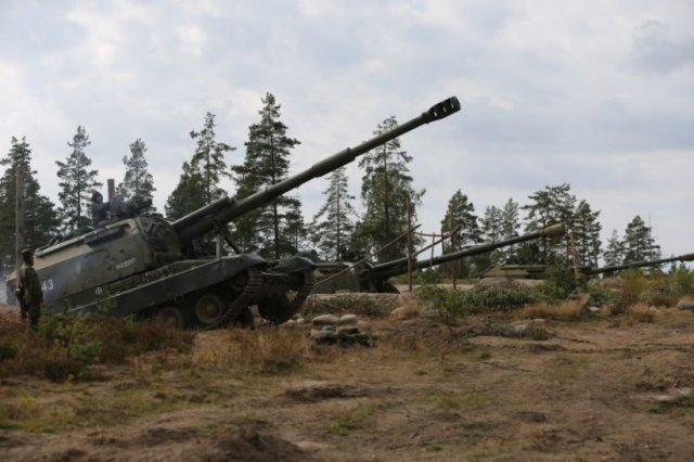 Russian army to receive Msta SM and Koalitsiya SV advanced artillery systems 640 002