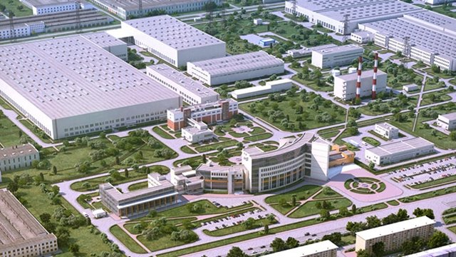 Russian company Almaz Antey to invest 1 7 billion to build new facilities 640 001
